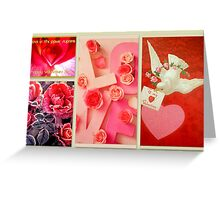 Valentine Collection featured in Collective Collage, Inspired Art & Holidays & Special Occasions Greeting Card