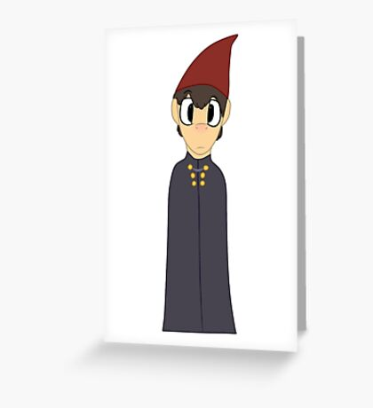 Wirt Chibi  Greeting Card