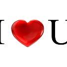 I Heart U by Jason Scott