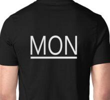 MONster's New Law (White) Unisex T-Shirt