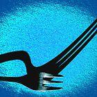 Fork Shadow by John Quixley