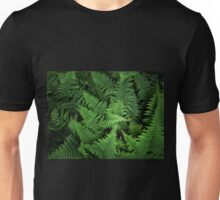 Vortex Of Green Unisex T-Shirt