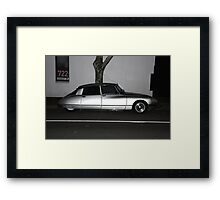 Oz, 001 Framed Print