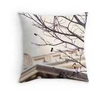 King George Square Throw Pillow