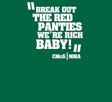 Conor McGregor - Quotes [Red Panties] Unisex T-Shirt