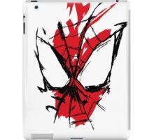 Spiderman Splatter iPad Case/Skin