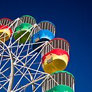 Wheel of Colour by Mark Goodwin