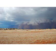 York storm Photographic Print
