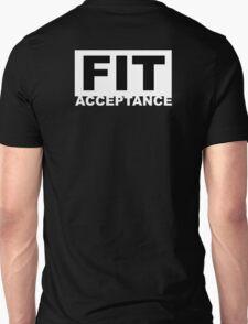 FIT Acceptance  Unisex T-Shirt