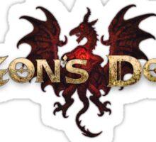 Dragon's Dogma Sticker