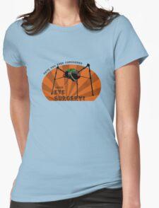 Laser Eye Surgery Womens Fitted T-Shirt