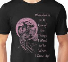 Wrinkled Unisex T-Shirt