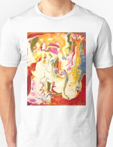 Colorful Psychedelic Art  T-Shirt