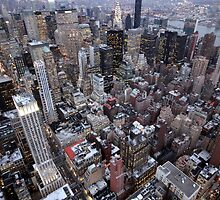 Top of the Rock by JoanneF24