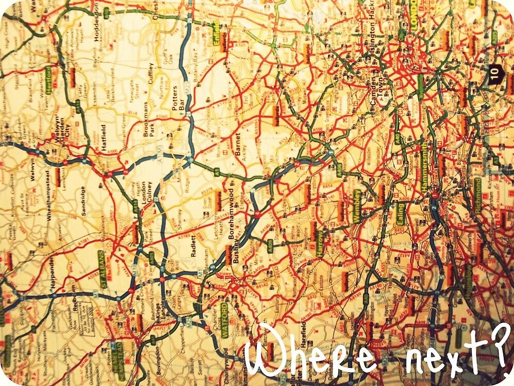 Where next? by ILikeBirds