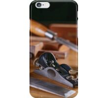 On the bench iPhone Case/Skin