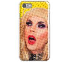 Russian Bisexual Transvestite Hooker iPhone Case/Skin