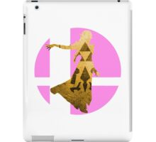 Sm4sh - Zelda iPad Case/Skin
