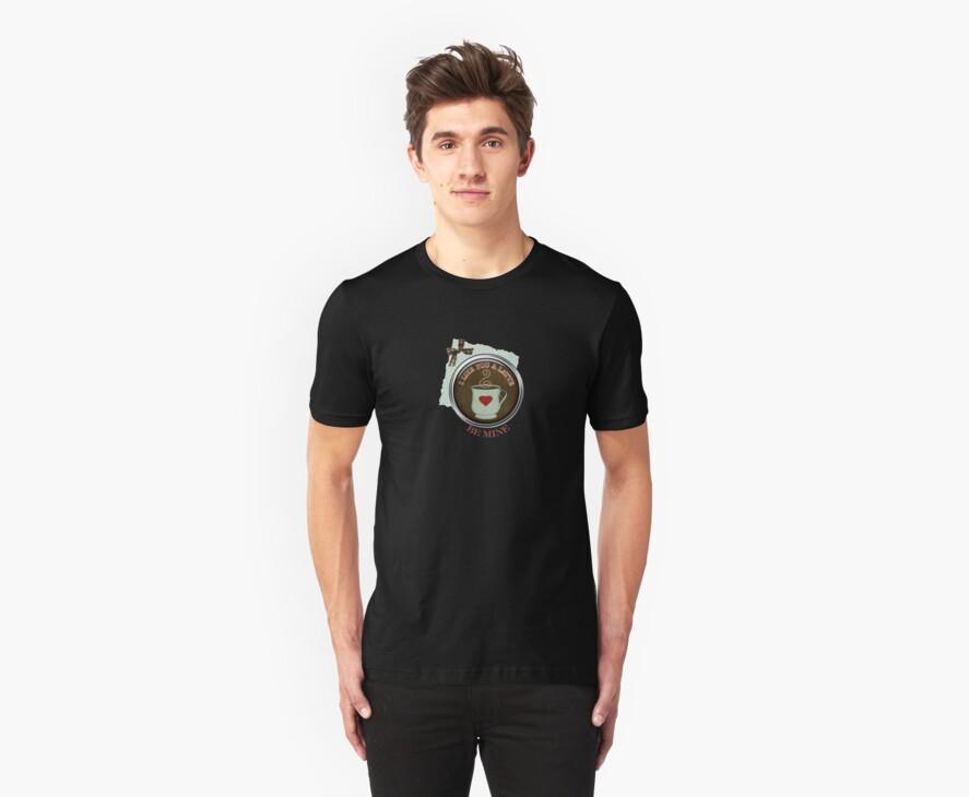 I Like You A Latte Tshirt by judygal