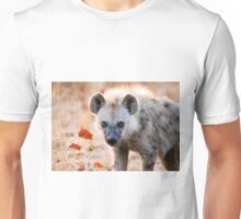 YEAH, I AM WATCHING YOU! - Spotted Hyaena - Crocuta crocuta Unisex T-Shirt