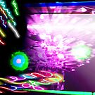 Neon Nights by Charldia