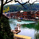 Tuo Jiang River by bvl1981