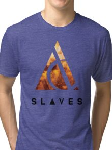Slaves (US band) Triangle Tri-blend T-Shirt