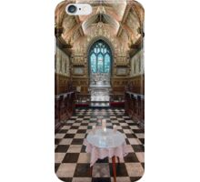 The Chancel, Church of St. Mary Magdalene, Sandringham  iPhone Case/Skin