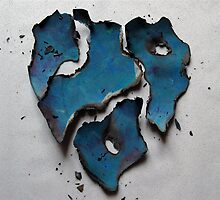 Burnt Out Heart by Jak  Savage