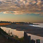 Gualala Dawn by Wulfrunnut