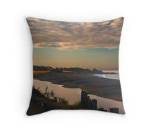 Gualala Dawn Throw Pillow