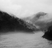 Buller in the Mist by NolsNZ