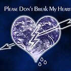 Please Don't Break My Heart by saleire