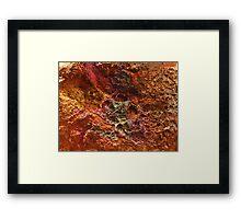The Hidden Land – The Primordial Pond Framed Print