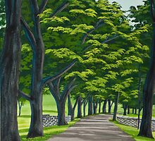 Oak Drive by Charlotte  Blanchard