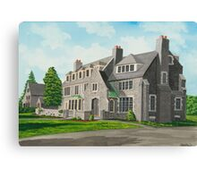 Kappa Delta Rho South View Canvas Print