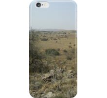 Savannah, Cradle of Humankind, Gauteng, South Africa iPhone Case/Skin