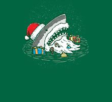 The Santa Shark Unisex T-Shirt