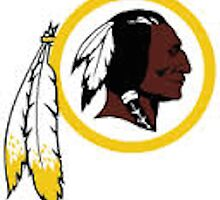 Washington Redskins by robyolo