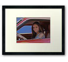 """ Beauty & Muscle "" Framed Print"