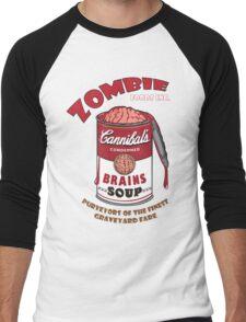 Canned Zombie Men's Baseball ¾ T-Shirt