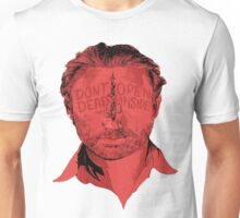 Rick Grimes Dont Open Dead inside Unisex T-Shirt