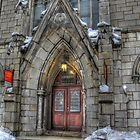 United Methodist Church in Philadelphia by Sharon Batdorf