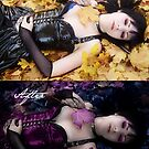 """Before & After """"Deciduous"""" by Adara Rosalie"""