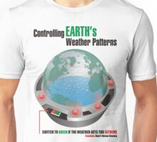 Earth's Weather Unisex T-Shirt
