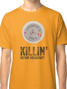 Cinema Obscura Series - Back to the future - Frisbie Classic T-Shirt