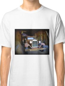 A Master Piece In The Garage Classic T-Shirt