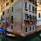 Venice Corner by Inge Johnsson