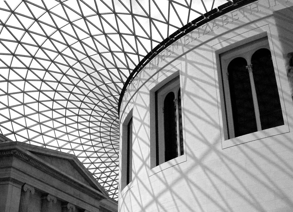 British Museum by Samantha Jones