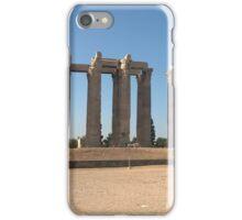 Zeus' Temple, Athens, Greece iPhone Case/Skin